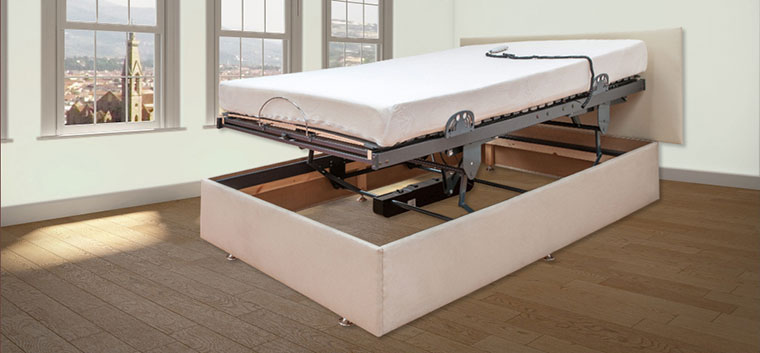 The Brandon Electric Adjustable Bed Range