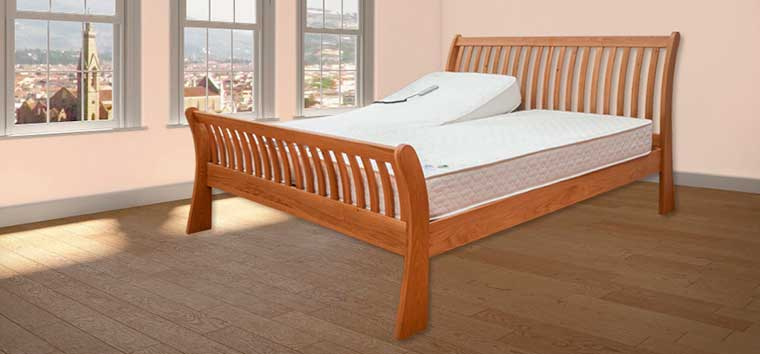 The Emily Wooden Electric Bed Range