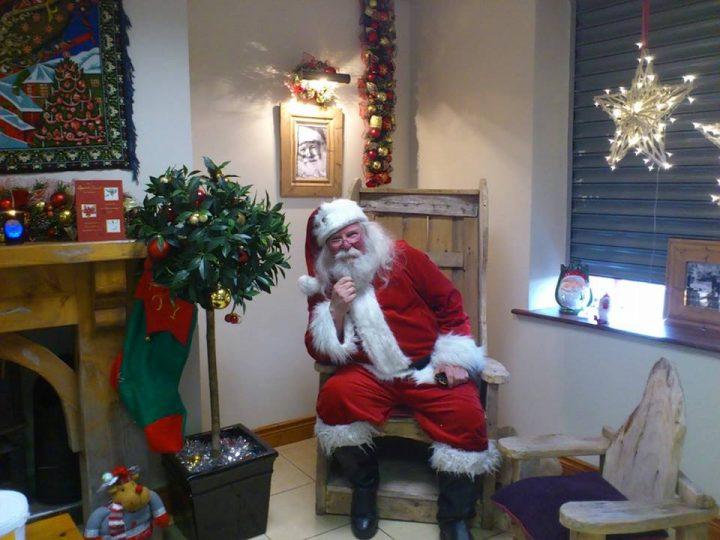 Santa's Tips for Better Sleep during winter months